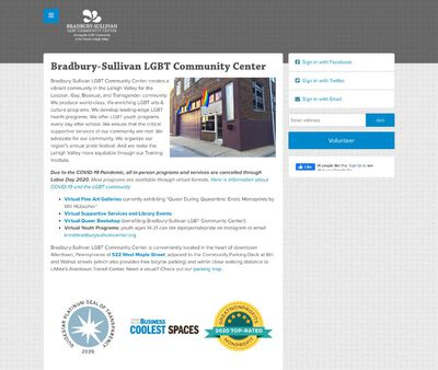 STD Testing at Bradbury-Sullivan LGBT Community Center