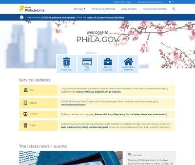 STD Testing at City of Philadelphia Department of Public Health