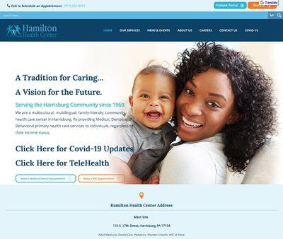 STD Testing at Hamilton Health Center