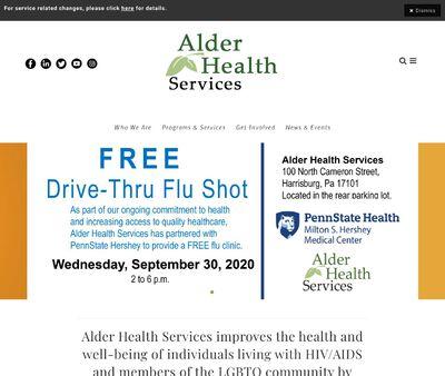 STD Testing at Alder Health Services