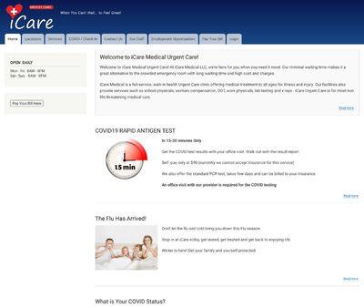 STD Testing at iCare Medical Urgent Care