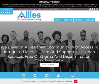 STD Testing at Allies For Health + Wellbeing