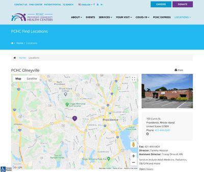 STD Testing at Providence Community Health Centers, Olneyville Health Center