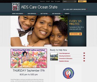 STD Testing at AIDS Care Ocean State