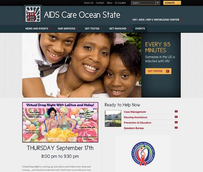 STD Testing at AIDS Care Ocean State Prevention Center