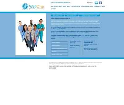 STD Testing at WellOneNorth Kingstown Clinic