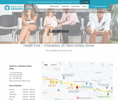 STD Testing at Health First Urgent Care - West Ashley