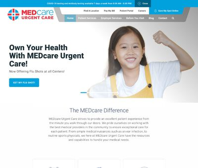 STD Testing at MEDcare Urgent Care -West Ashley