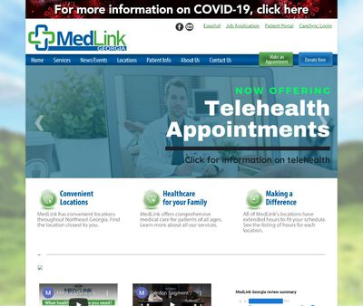 STD Testing at MedLink Georgia Incorporated (MedLink Rabun)