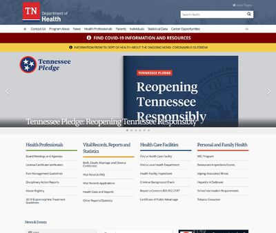 STD Testing at Tennessee Department of Health (Cheatham County Health Department)