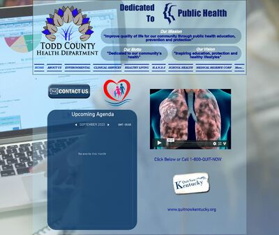 STD Testing at Todd County Health Department
