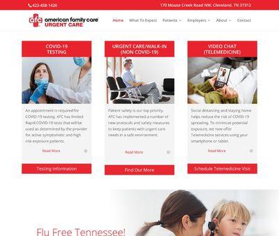STD Testing at AFC Urgent Care Cleveland TN