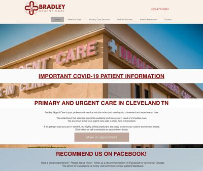 STD Testing at Bradley Urgent Care
