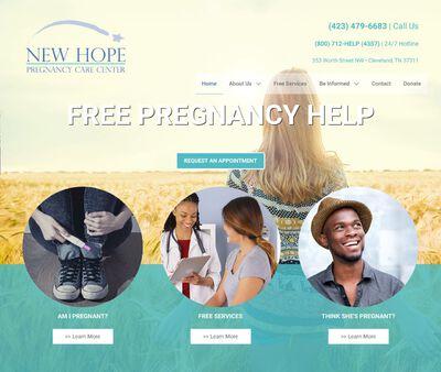 STD Testing at New Hope Pregnancy Care Center