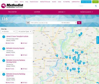 STD Testing at UT Methodist Physicians