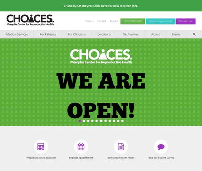 STD Testing at CHOICES - Memphis Center for Reproductive Health