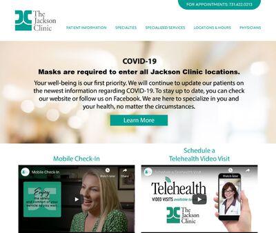 STD Testing at Jackson-Madison County General Hospital