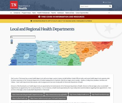STD Testing at Tennessee Department of Health, Gibson County Health Department