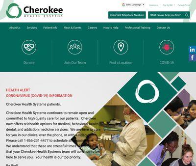 STD Testing at Cherokee Health