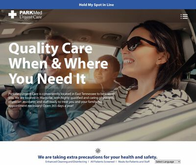 STD Testing at PARKMed Urgent Care - Oak Ridge