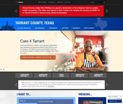 STD Testing at Tarrant County Public Health