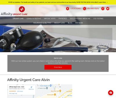STD Testing at Affinity Urgent Care - Alvin