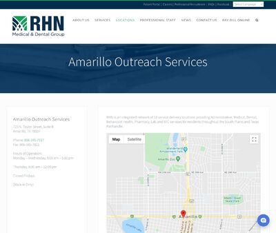 STD Testing at Regence Health Network (Amarillo Outreach Clinic)
