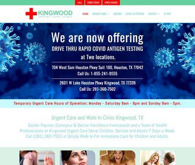 STD Testing at Kingwood Urgent Clinic