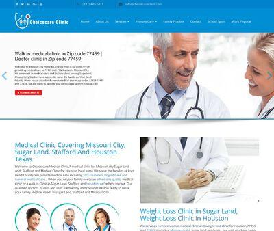 STD Testing at Choicecare Medical Clinic
