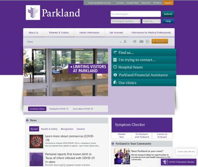 STD Testing at Parkland Health and Hospital Systems (Vickery Health Center)-