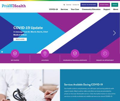 STD Testing at Prism Health North Texas