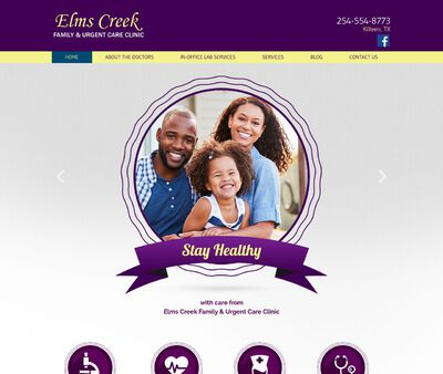 STD Testing at Elms Creek Family & Urgent Care Clinic