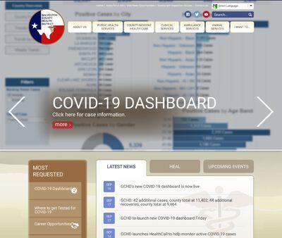 STD Testing at Galveston County Health District