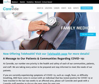 STD Testing at Carevide