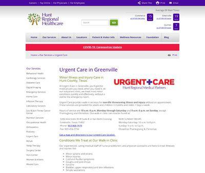 STD Testing at Urgent Care