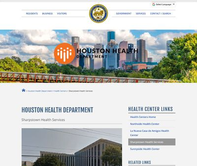 STD Testing at Houston Health Department (Sharpstown Health Clinic)