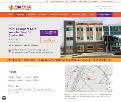 STD Testing at FastMed Urgent Care