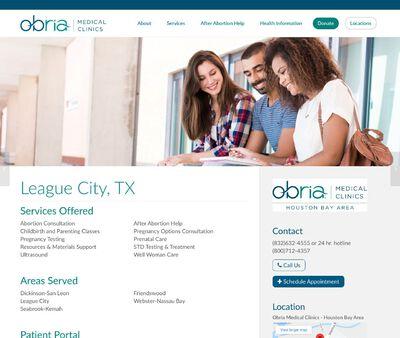 STD Testing at Obria Medical Clinics Houston Bay Area