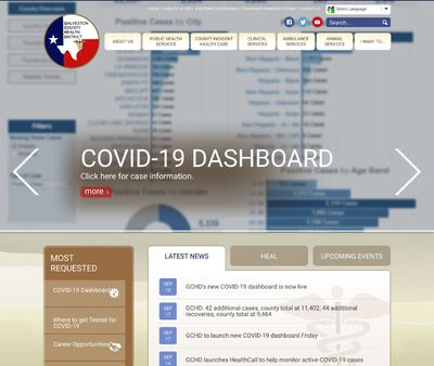 STD Testing at Texas Department of State Health Services (Galveston County Community Health Center)