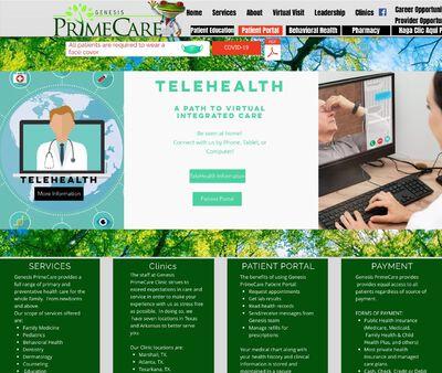 STD Testing at Genesis Prime Care