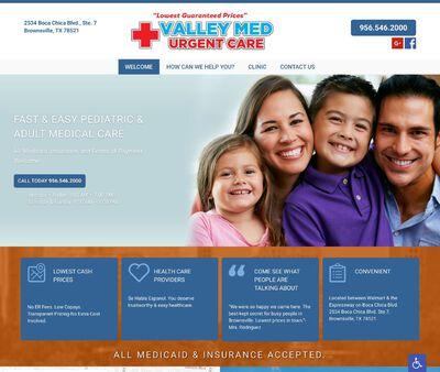 STD Testing at Valley Med Urgent Care