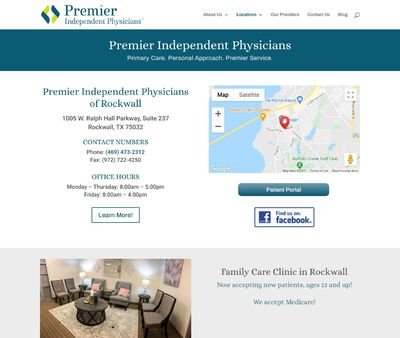 STD Testing at Premier Independent Physicians of Rockwall