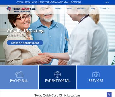 STD Testing at Texas Quick Care