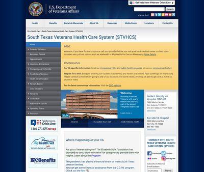 STD Testing at VA Clinic New Braunfels