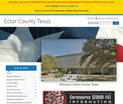 STD Testing at Ector County Health Department