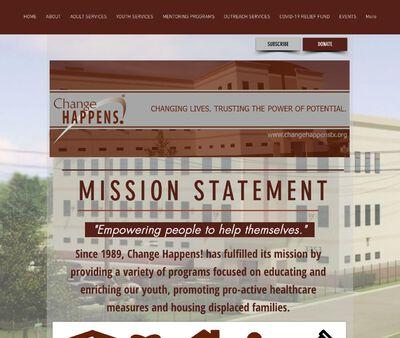 STD Testing at Change Happens (Change Partnership