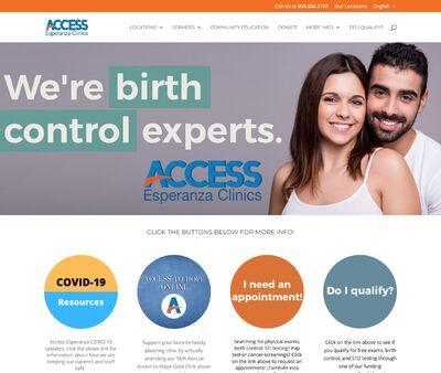 STD Testing at Access Esperanza Clinics Incorporated (Rev Mary English Center)