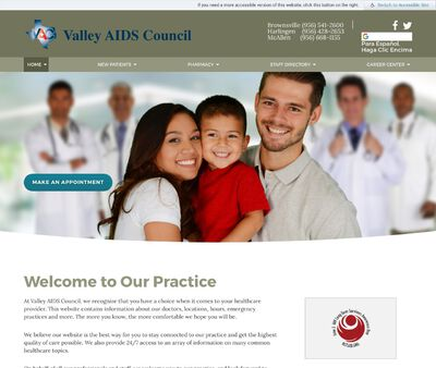 STD Testing at Valley AIDS Council (McAllen Clinic)