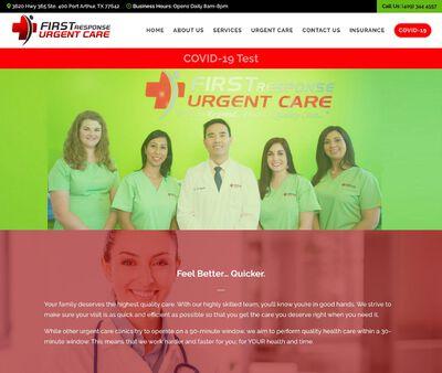 STD Testing at First Response Urgent Care