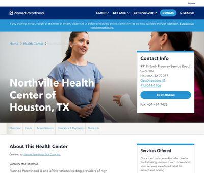 STD Testing at Planned Parenthood - Northville Health Center